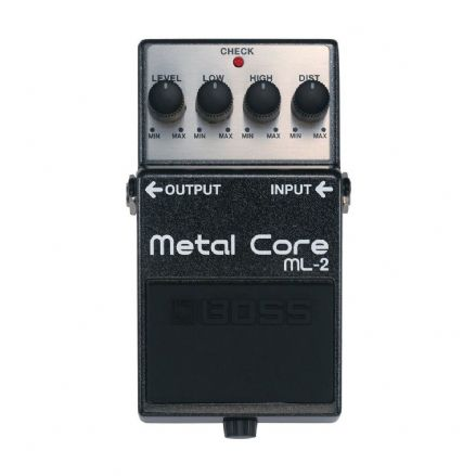 Boss ML-2 Metalcore Distortion Pedal